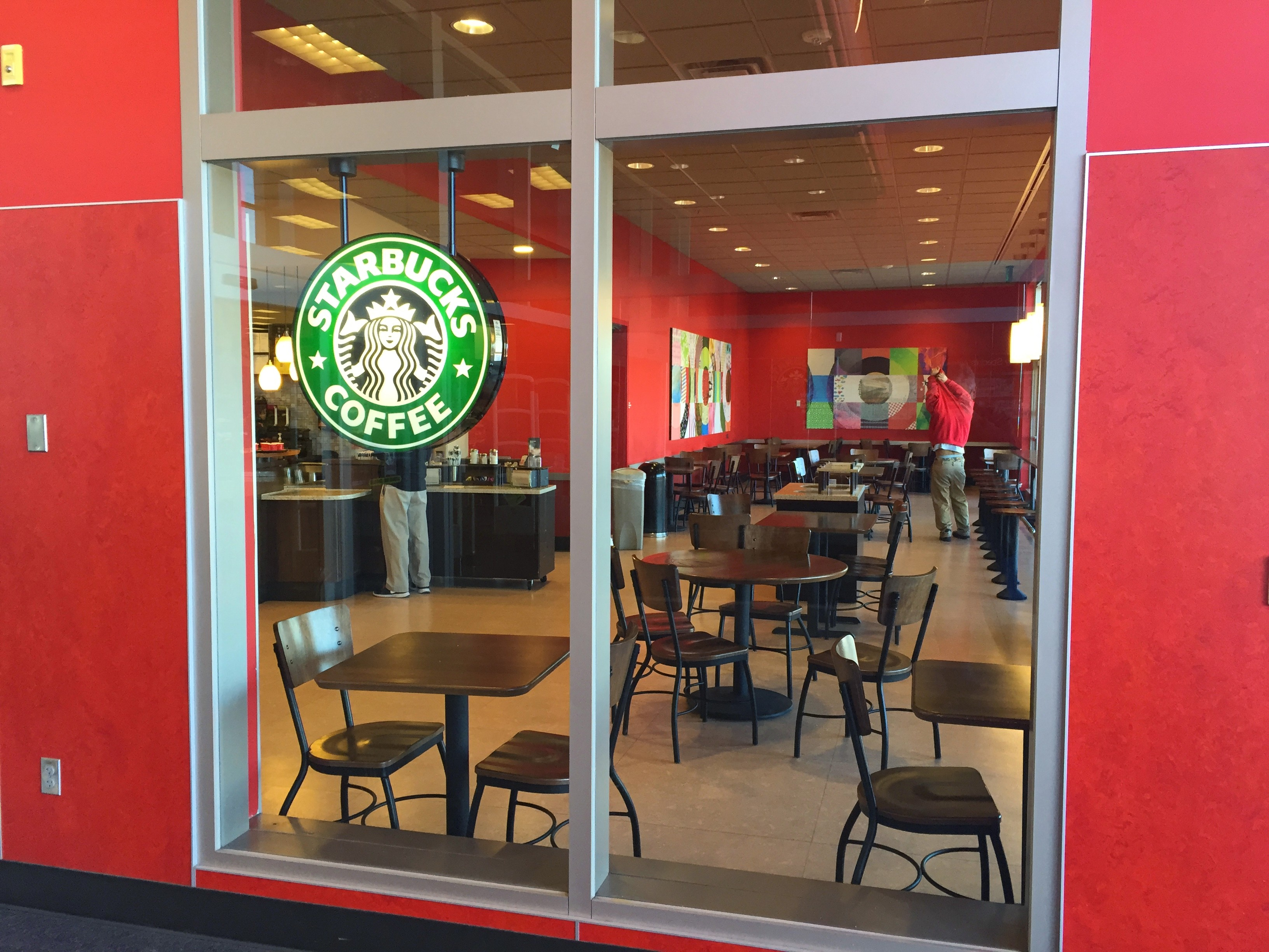 Gaming Venue: Starbucks at Target in Wylie | dicehaven.com